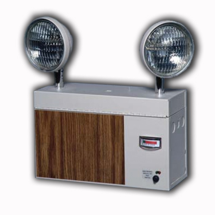 Siltron™ EM20 Series Steel Emergency Light