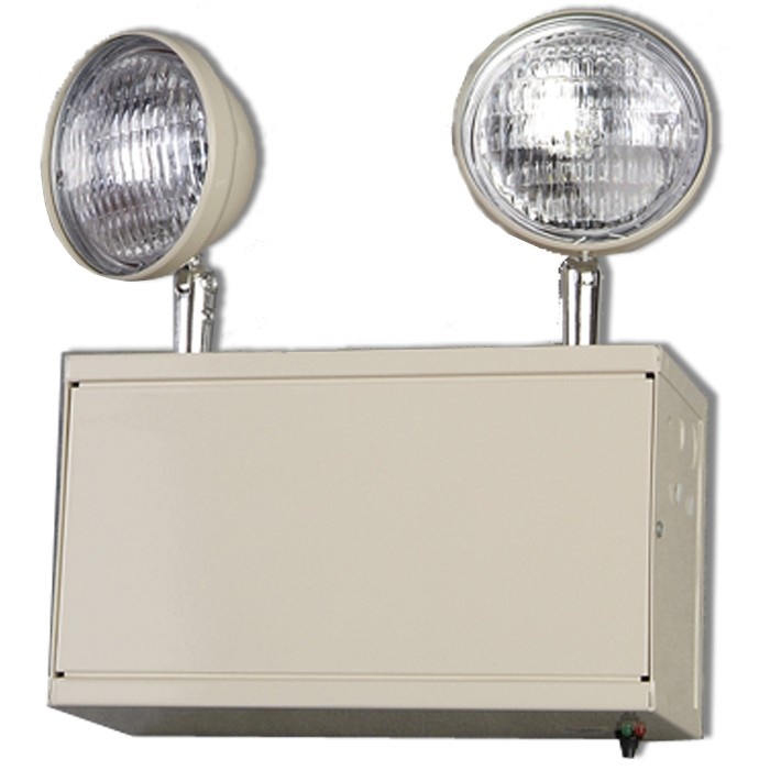 Siltron Em62 Series Steel Emergency Light