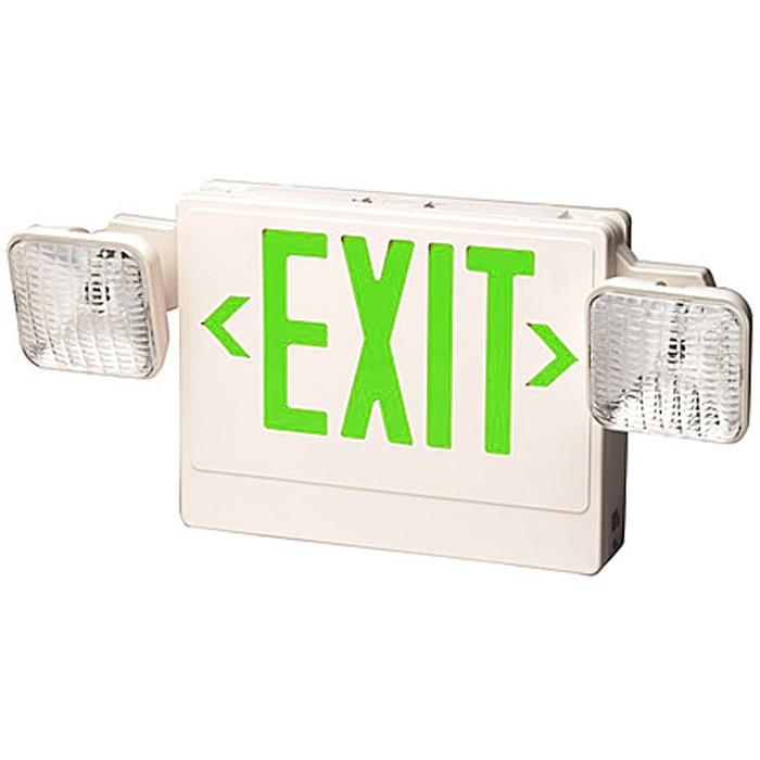 commercial emergency exit lights emergency led exit signs promote. Black Bedroom Furniture Sets. Home Design Ideas