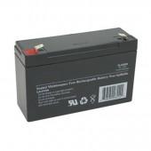 6 Volt 10 Amp Battery Sealed Lead Acid Emergency Light