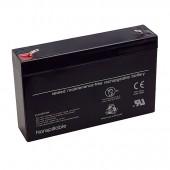 6 Volt 8 Amp Battery Sealed Lead Acid Emergency Light
