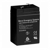 6 Volt 4.5 Amp Battery Sealed Lead Acid Emergency Light